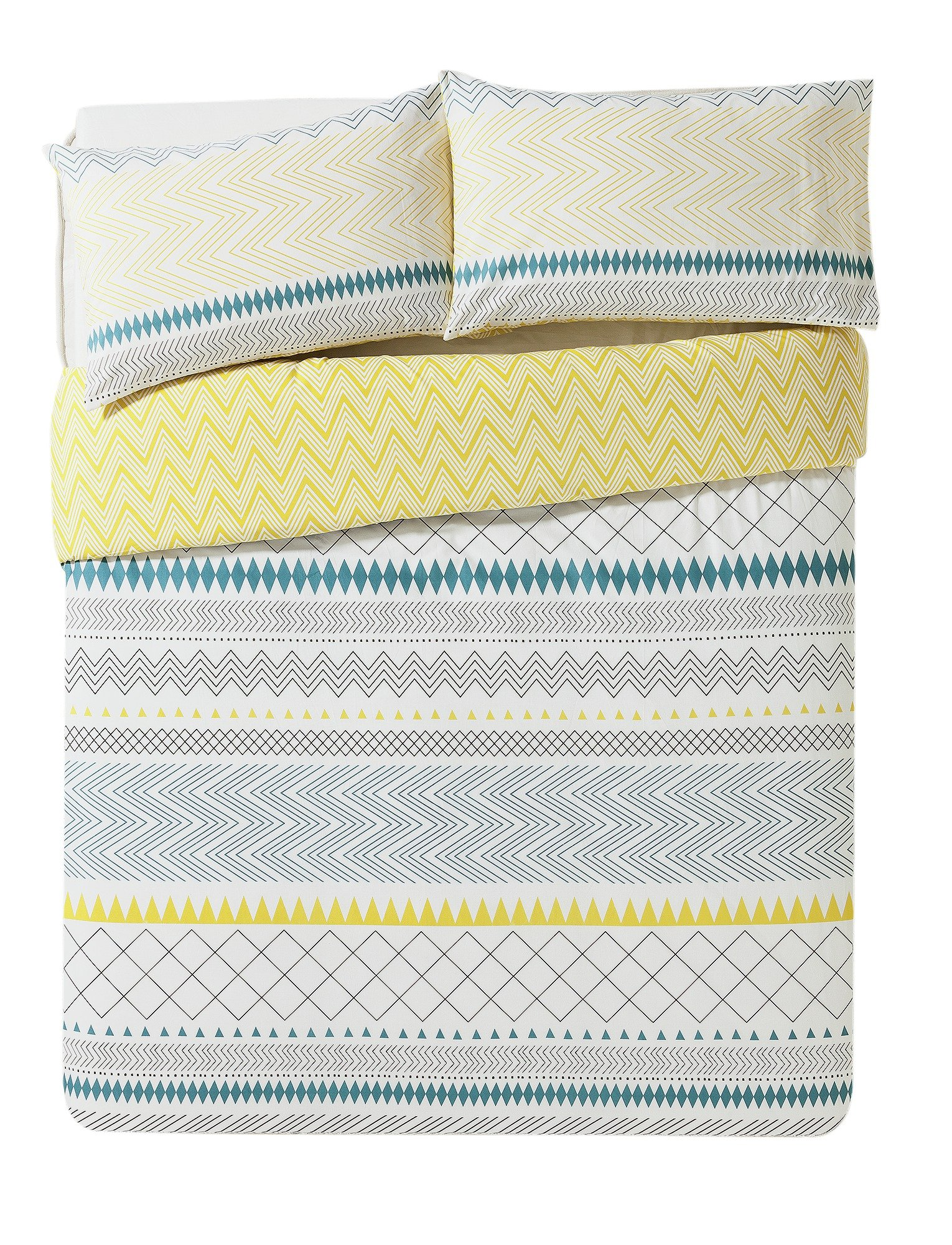 home fez bedding set  double