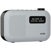 Alba Mono DAB Radio - Grey