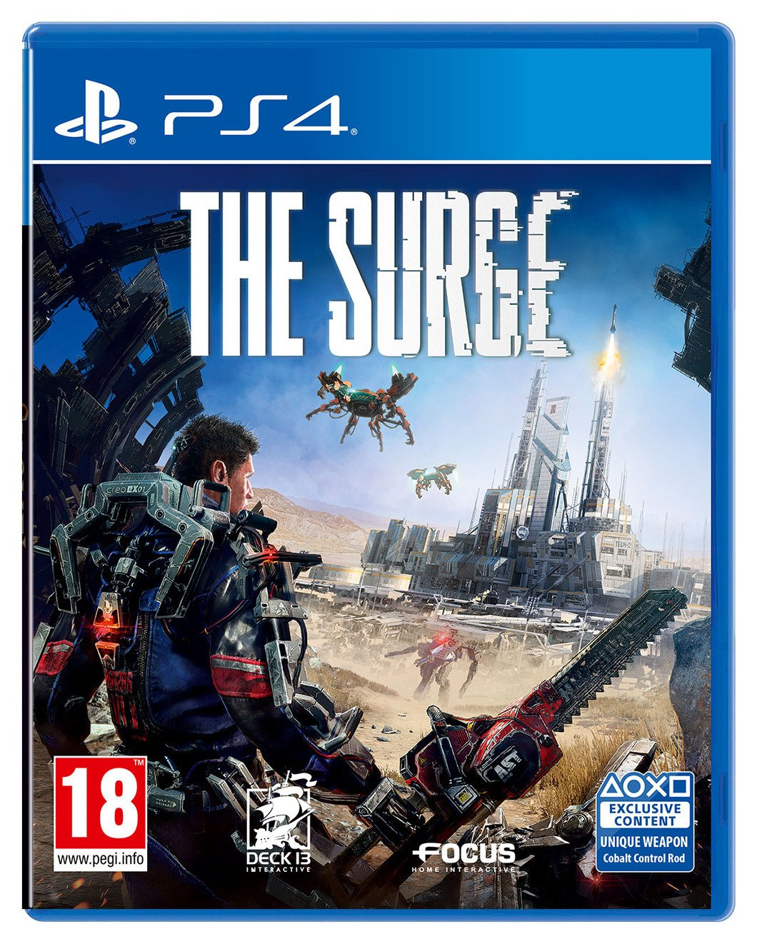 Image of The Surge PS4 Game