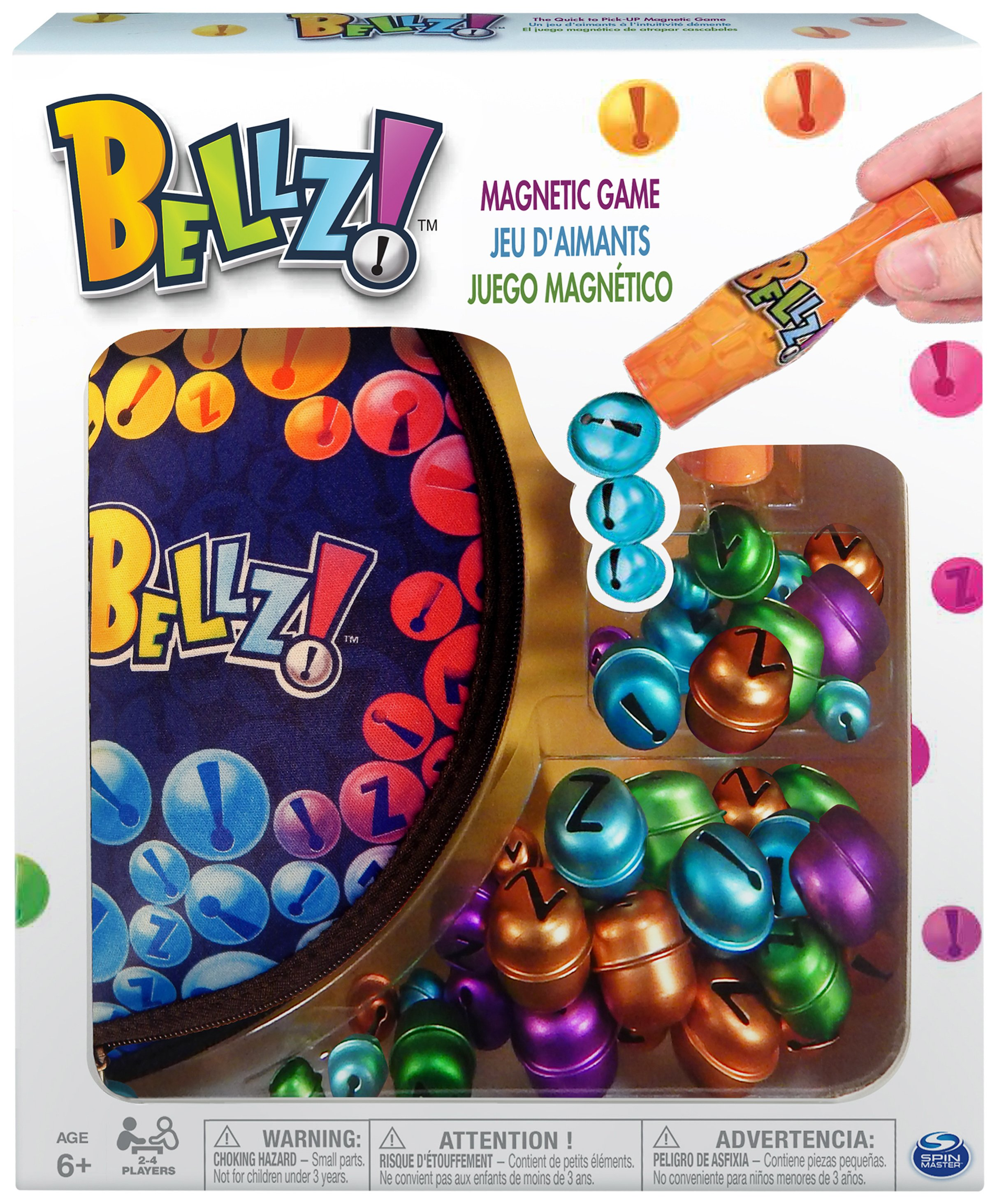Image of BELLZ Portable Game.