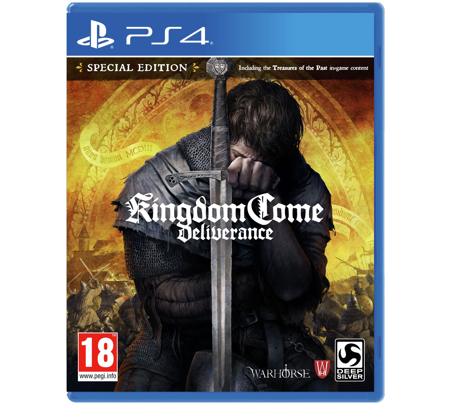 Kingdom Come: Deliverance PS4 Pre-Order Game
