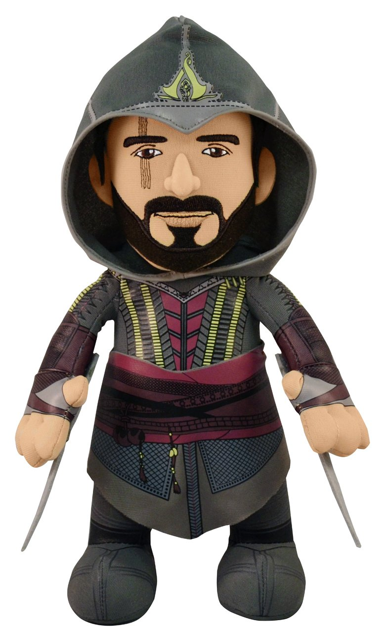 Image of Bleacher Creatures Assassin's Creed Aguilar 10 Inch Plush.