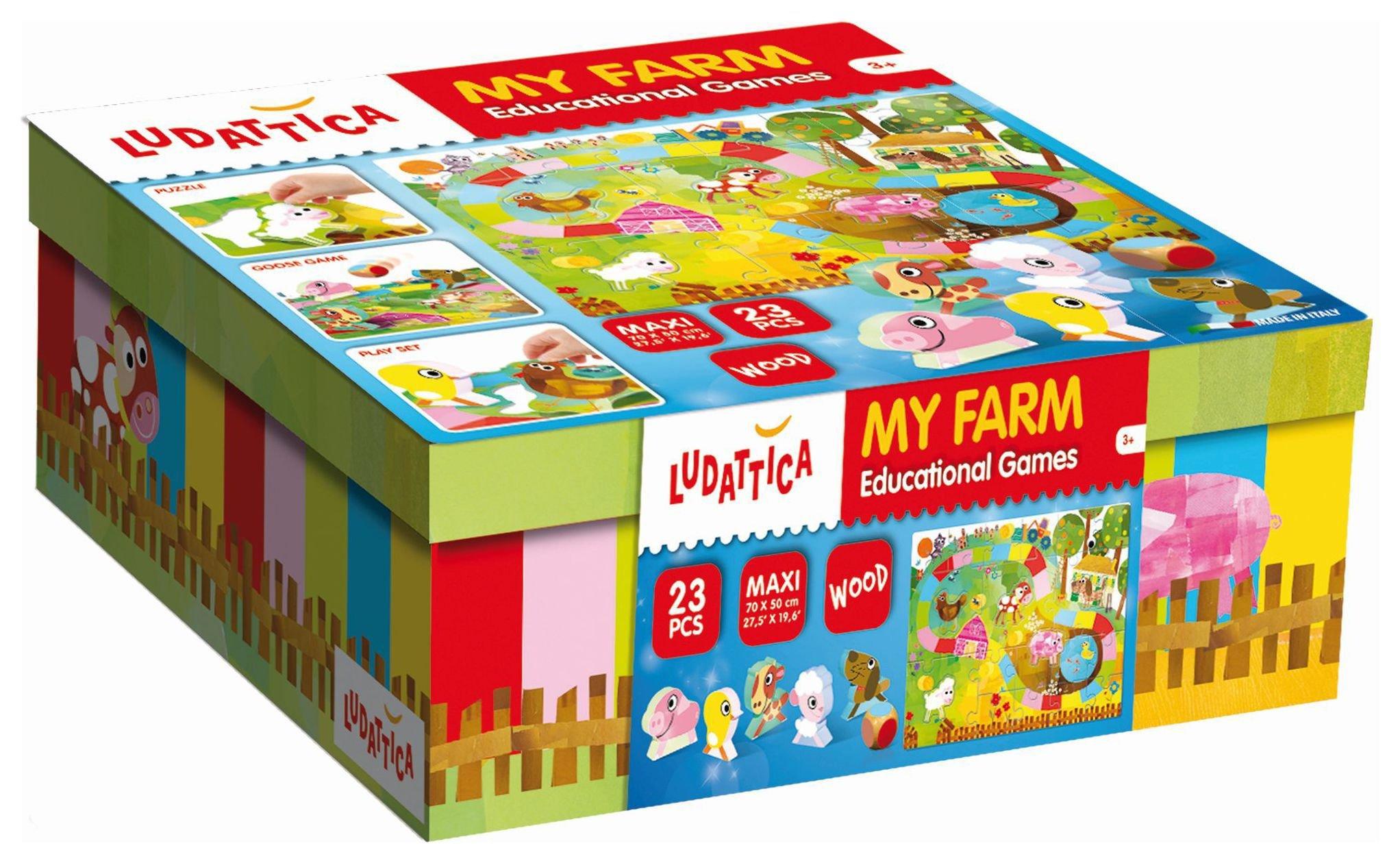My Farm 3 in 1 Games.