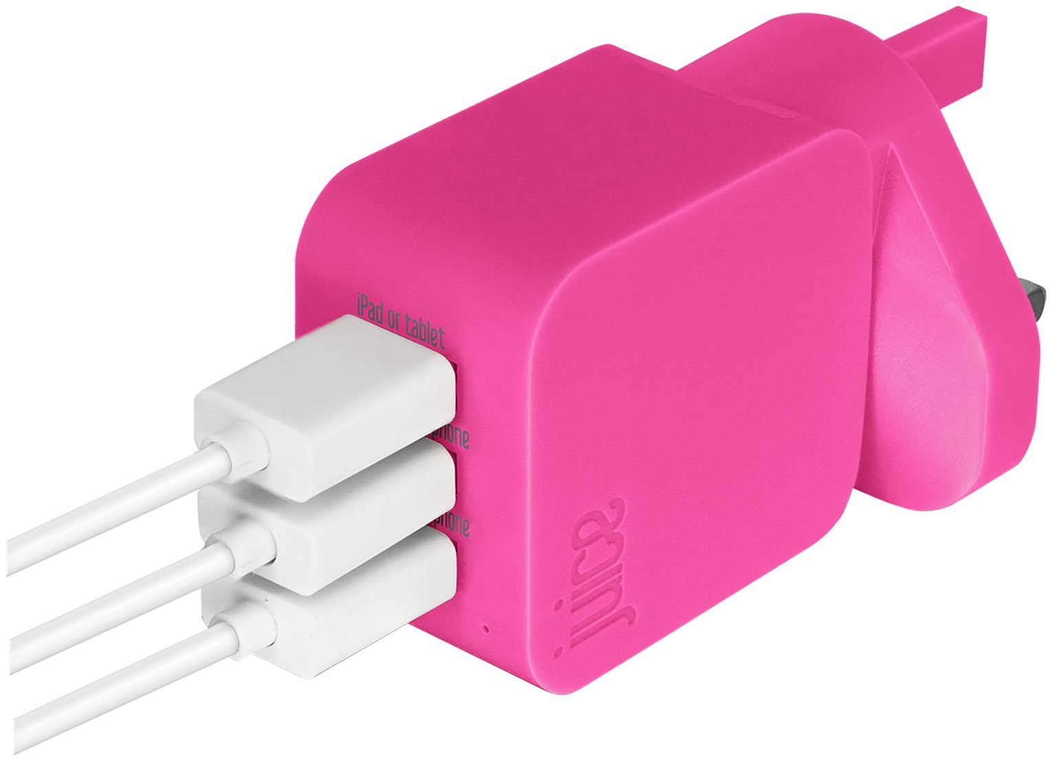Juice USB 2.0/3.0 Triple Wall Charger review
