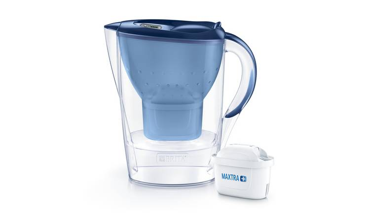 Brita Marella Water Filter Jug - Cool Blue