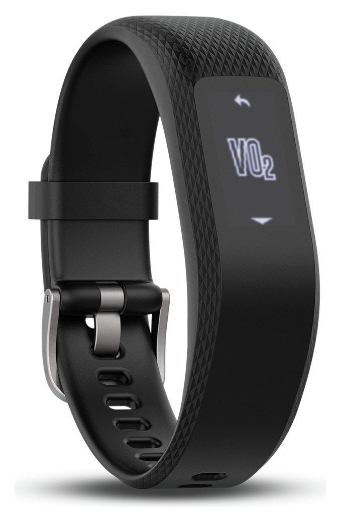 Garmin Vivosmart 3 Black Large Fitness Activity Tracker review