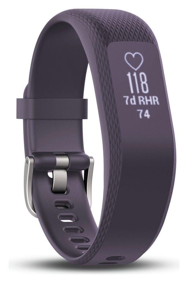 Garmin Vivosmart 3 Purple Regular Fitness Activity Tracker review