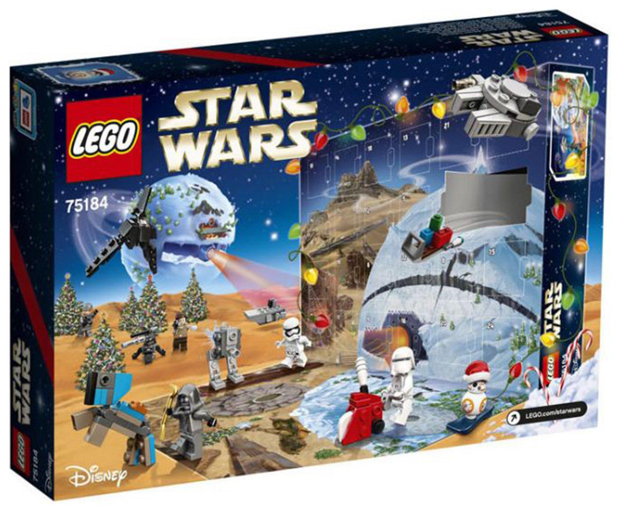Buy LEGO Star Wars Advent Calendar - 75184 at Argos.co.uk - Your ...