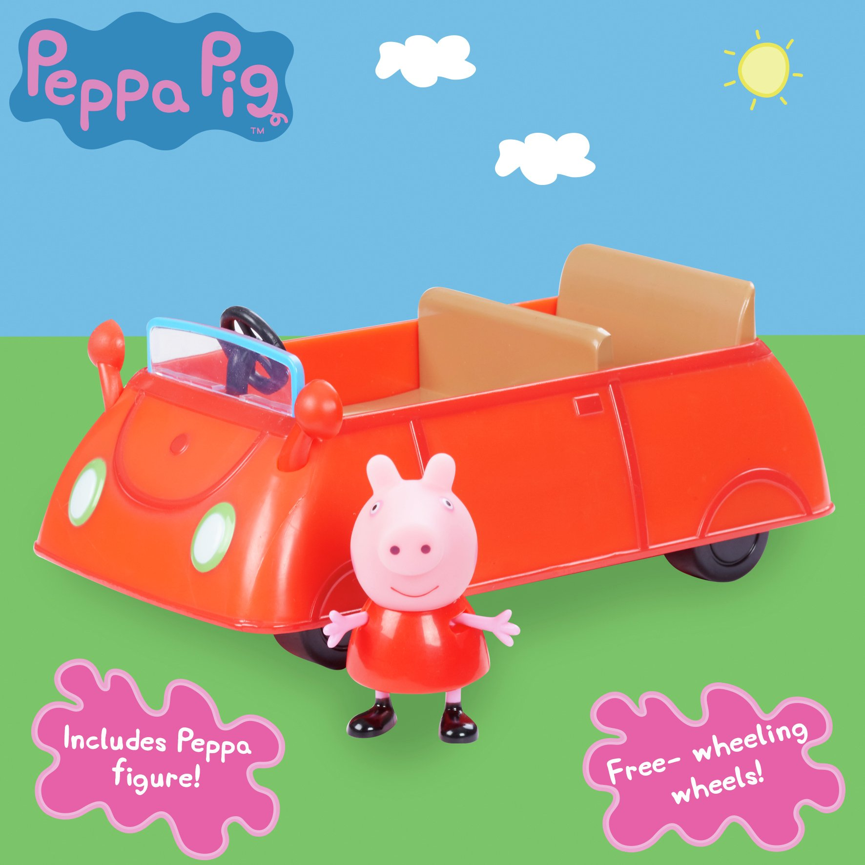 Peppa Pig Classic Car review