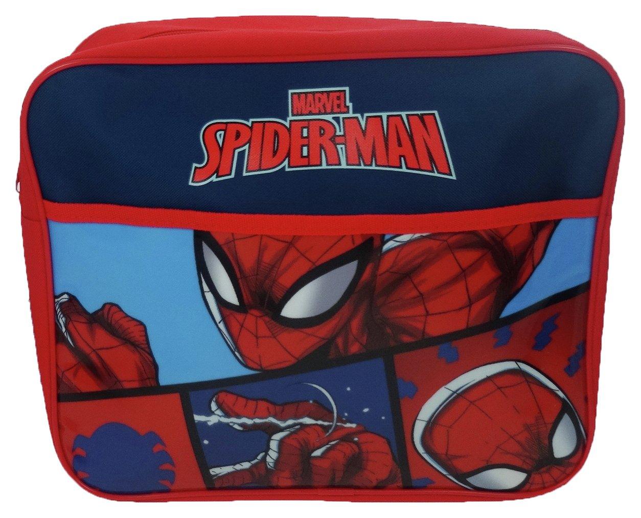 Marvel Spiderman Messenger Bag lowest price