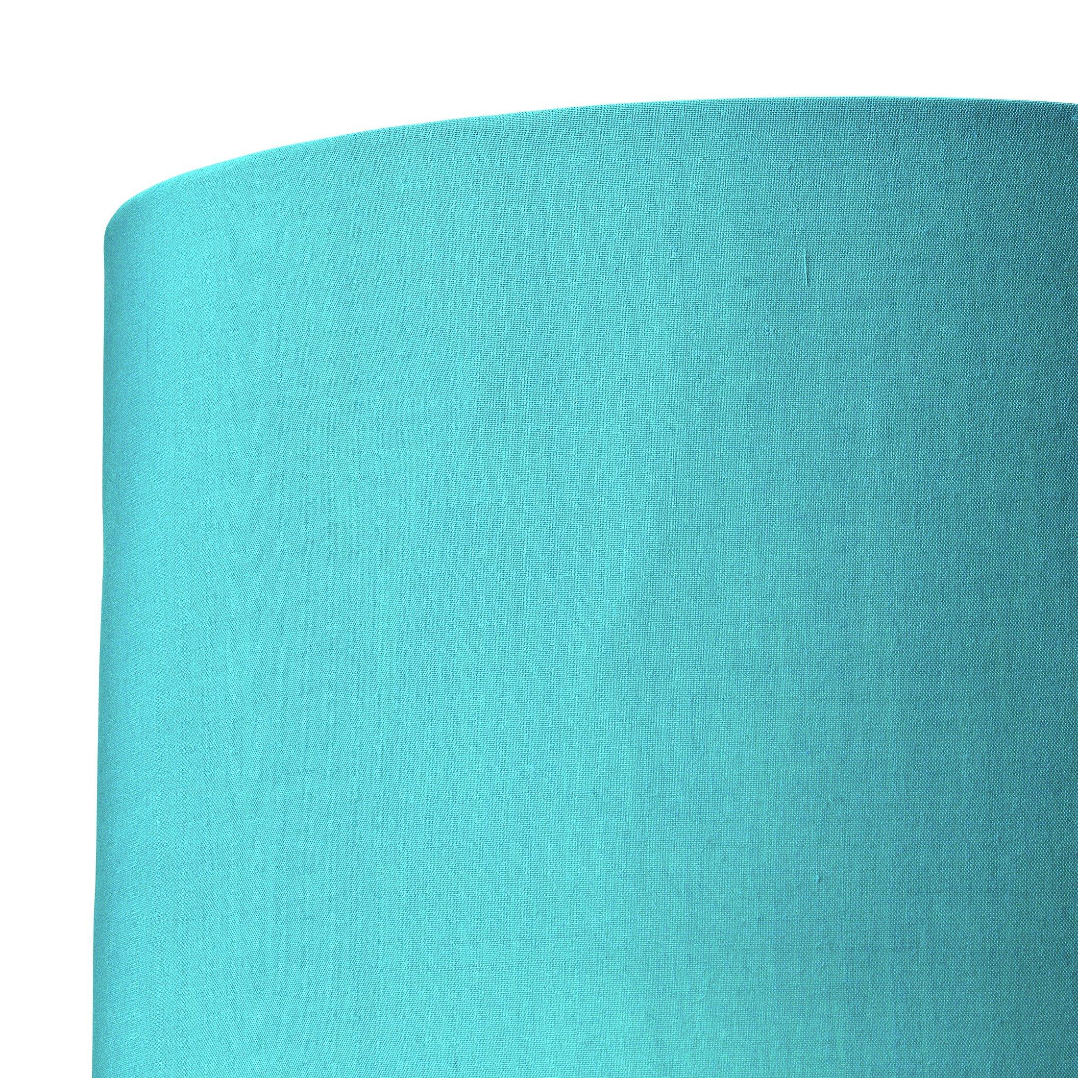 Argos Home Drum Light Shade - Teal