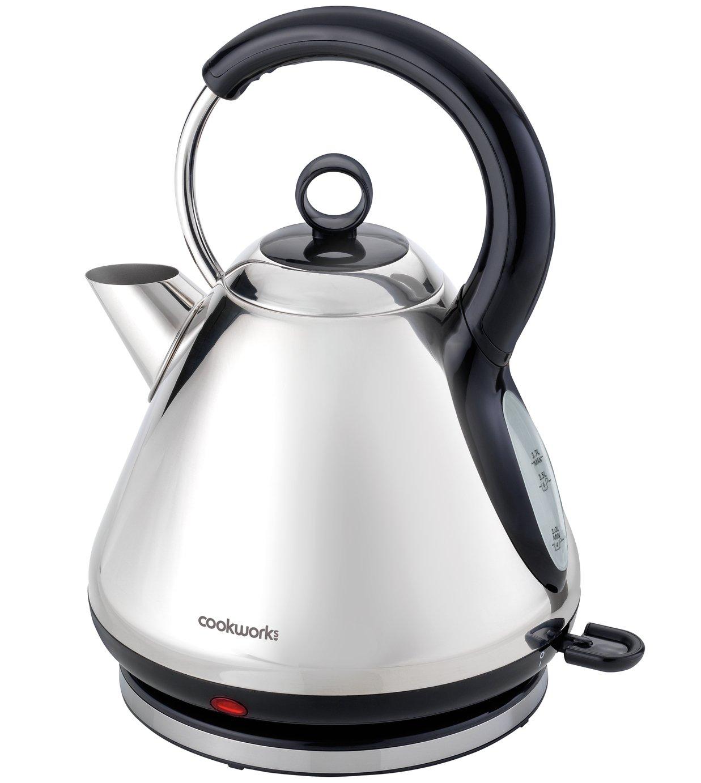 buy cookworks kettles at findelectricals buy the. Black Bedroom Furniture Sets. Home Design Ideas