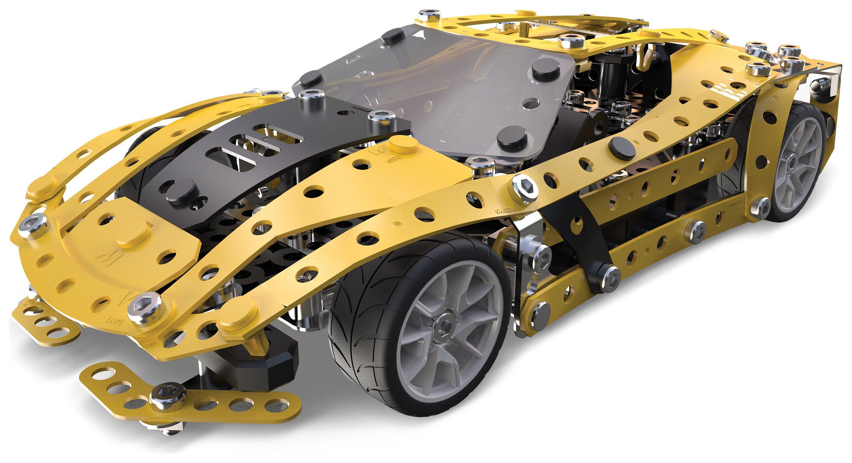 Meccano Chevrolet Corvette Model Set.
