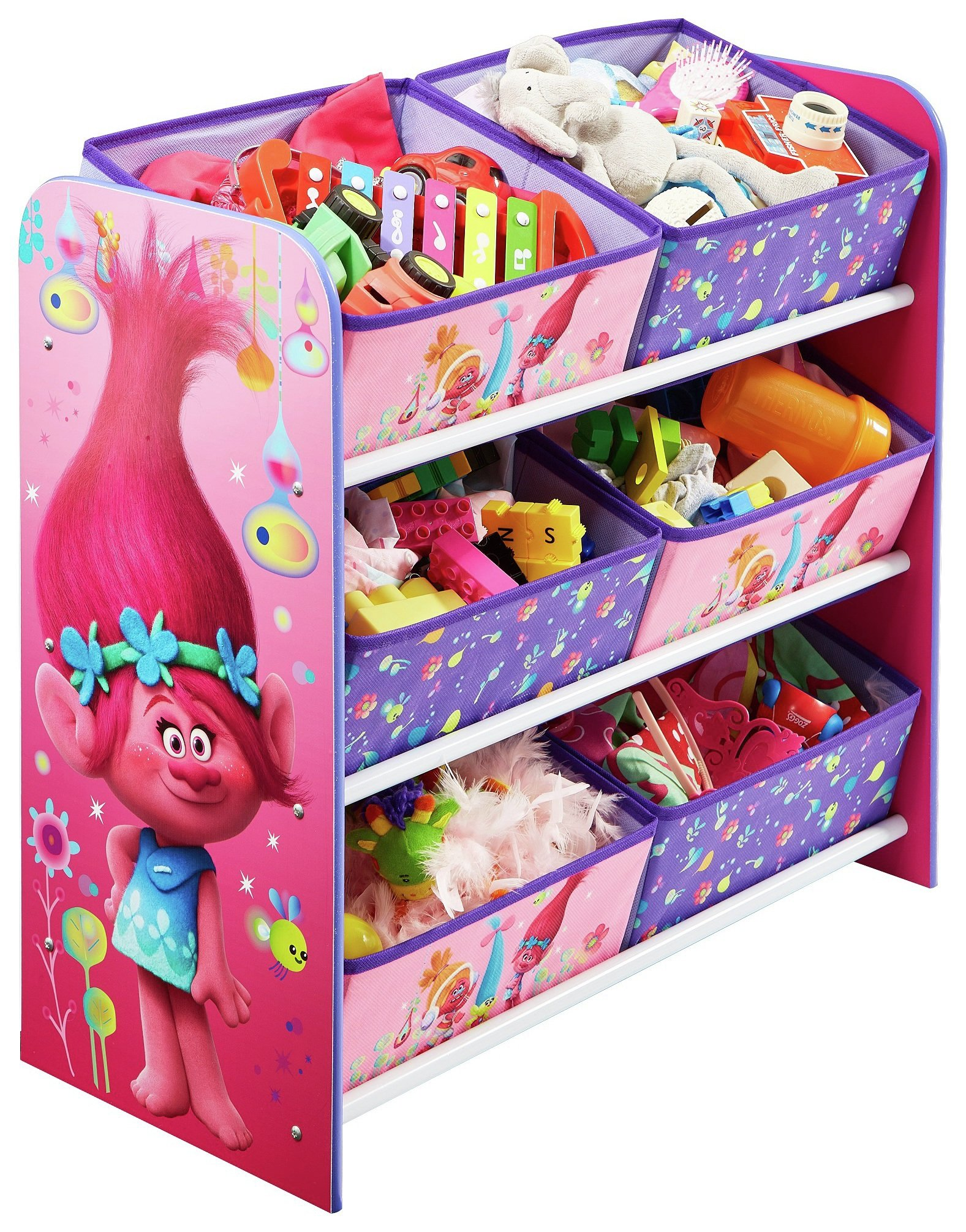trolls-children-storage-unit