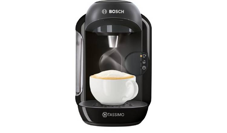 Buy Tassimo by Bosch Vivy 2 Pod Coffee Machine - Black ...