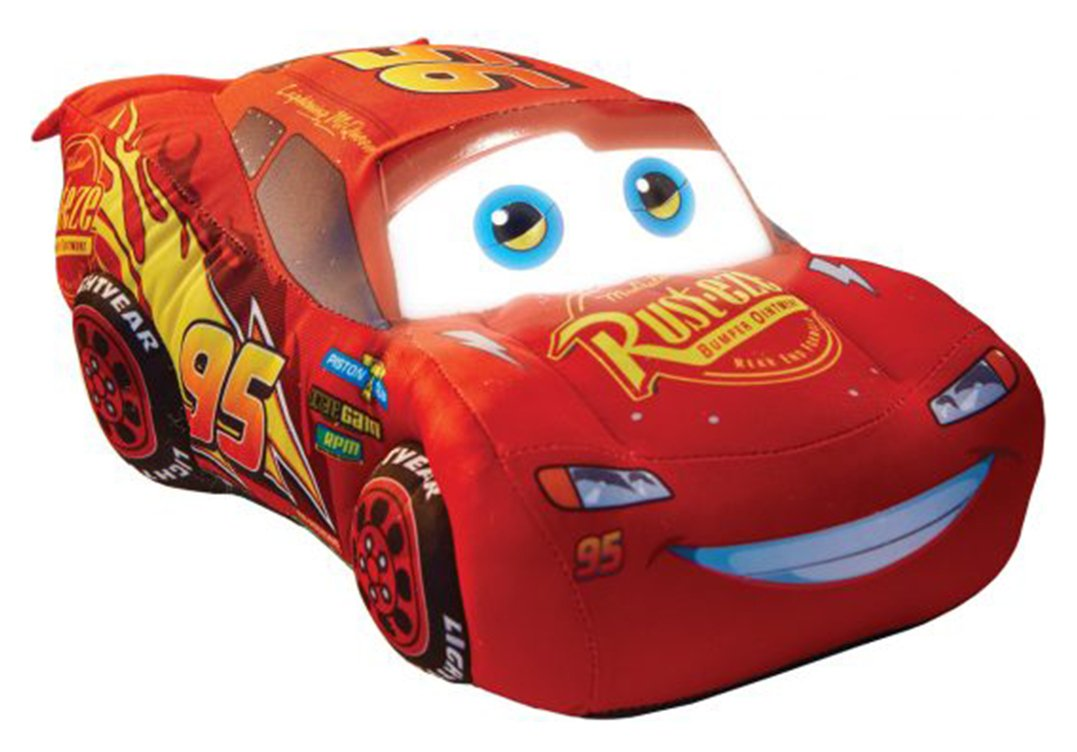Image of Disney Cars Lightning McQueen Go Glow Pal