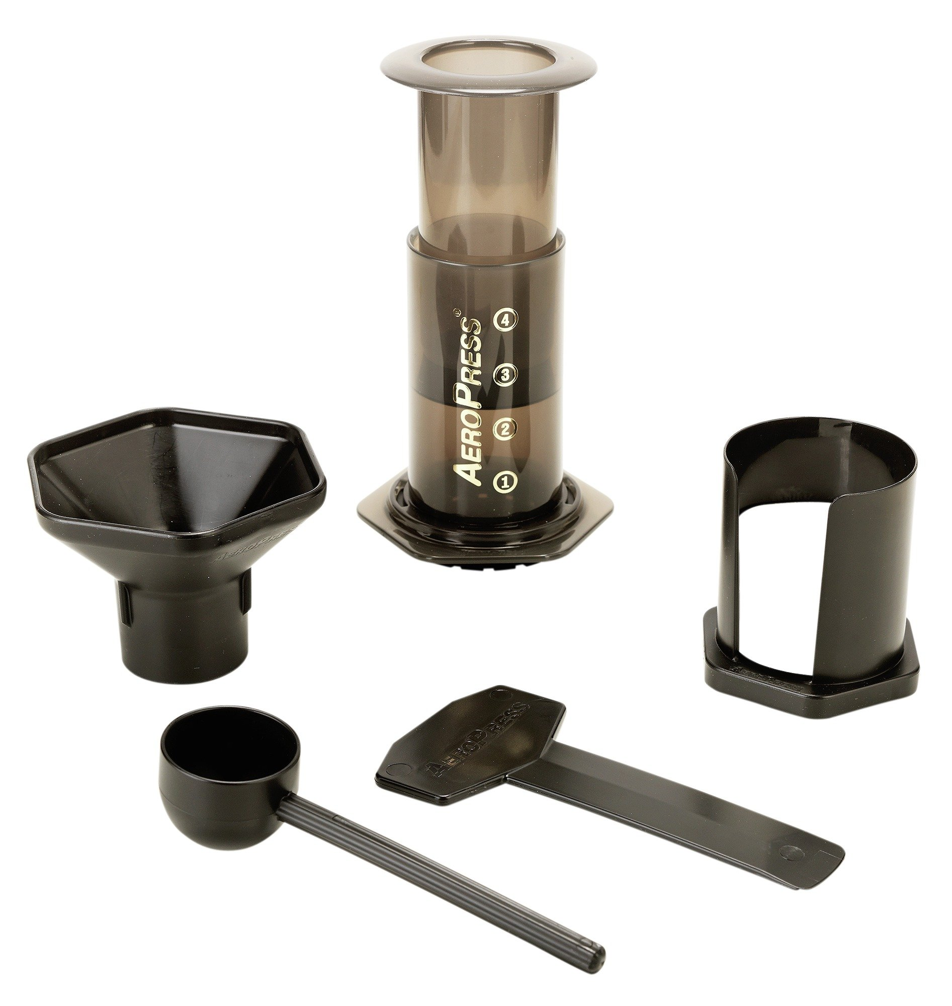 Press Coffee Maker Argos : Aerobie AeroPress Coffee Machine Black
