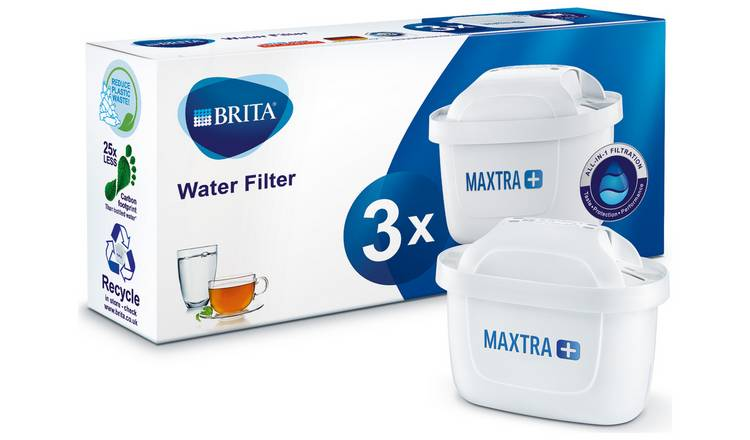 Brita Maxtra Plus Filter Cartridge - 3 Pack