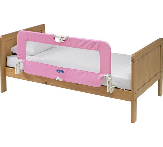 Buy Cuggl Pink Bed Rail At Argoscouk
