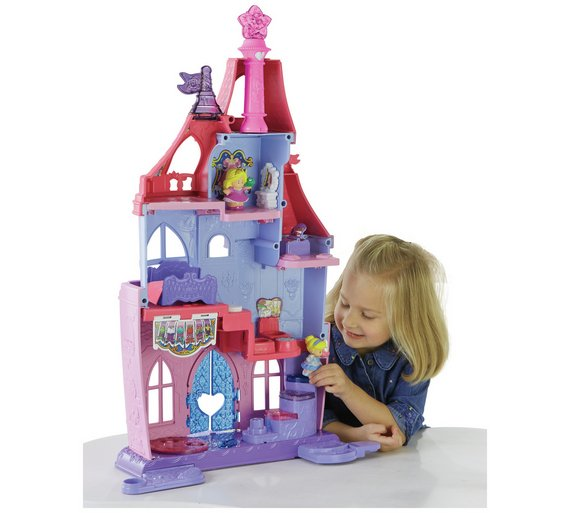 buy fisher price little people disney princess magical palace