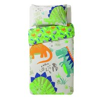 HOME Dino Snore Bedding Set - Toddler