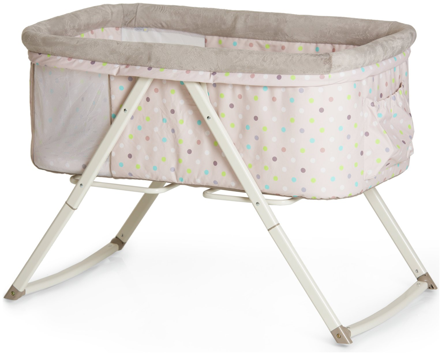 Image of Hauck Multidots Dreamer Travel Cot