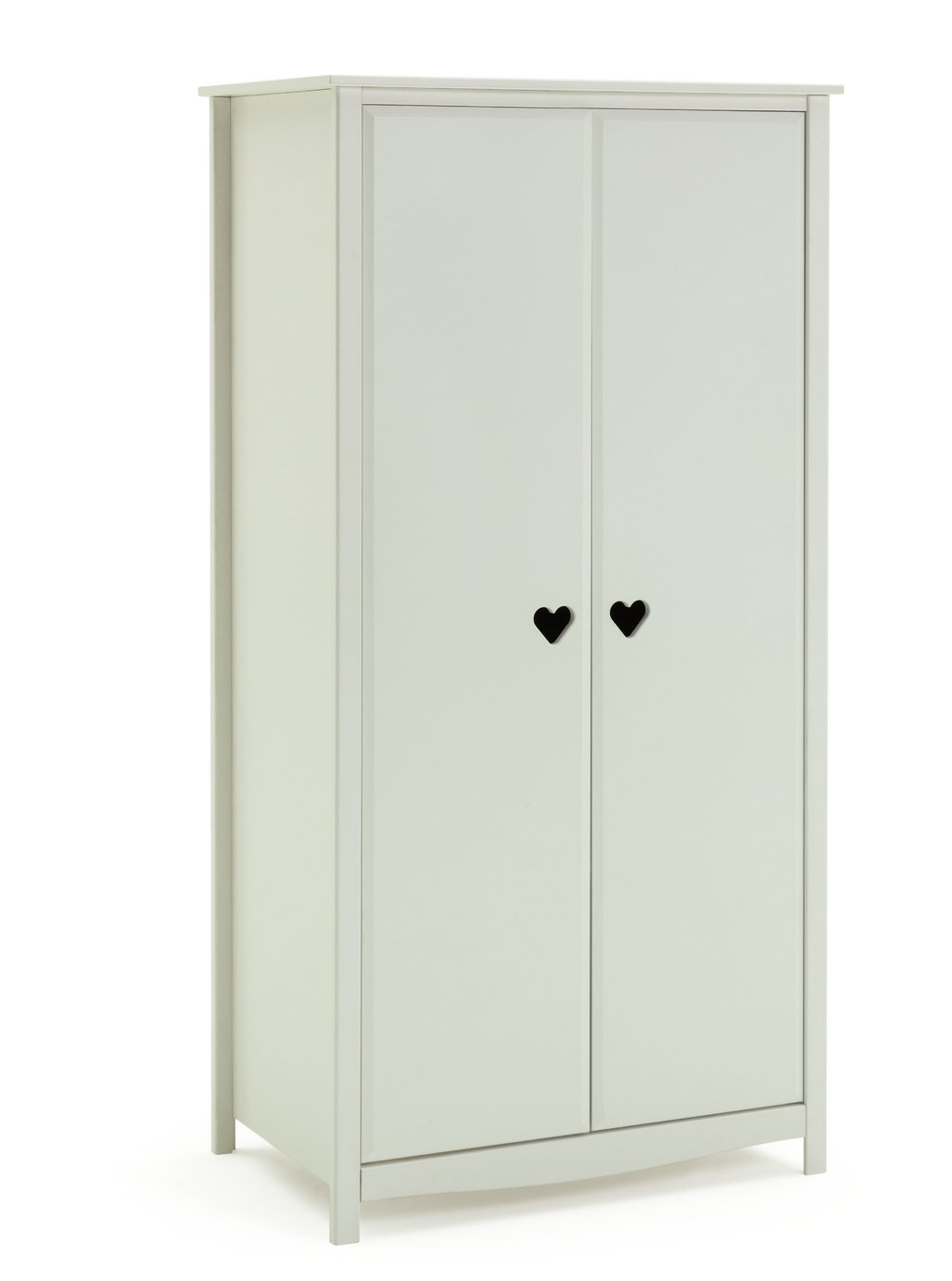Image of Collection Mia Wardrobe - White