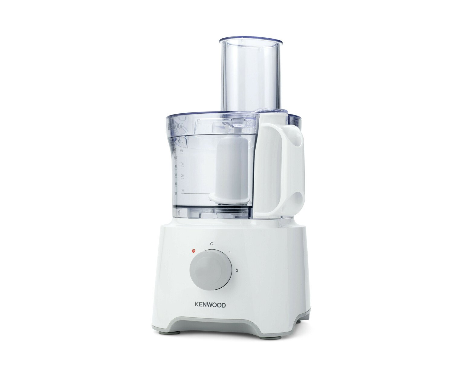 Kenwood MultiPro Compact Food Processor FDP301WH - White