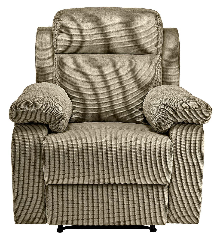 Argos Home New Bradley Manual Recliner Chair - Mink