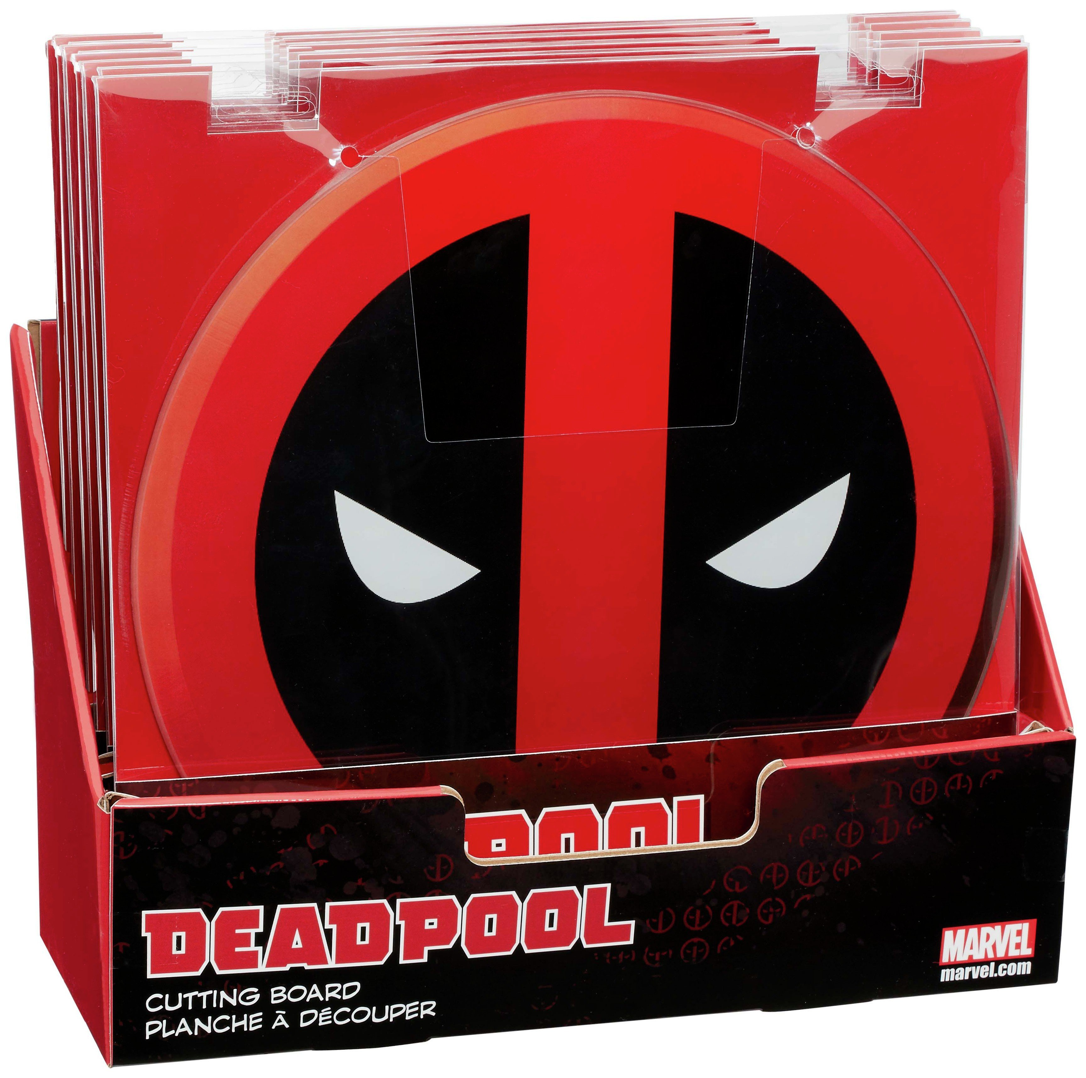 Marvel Deadpool Cutting Board