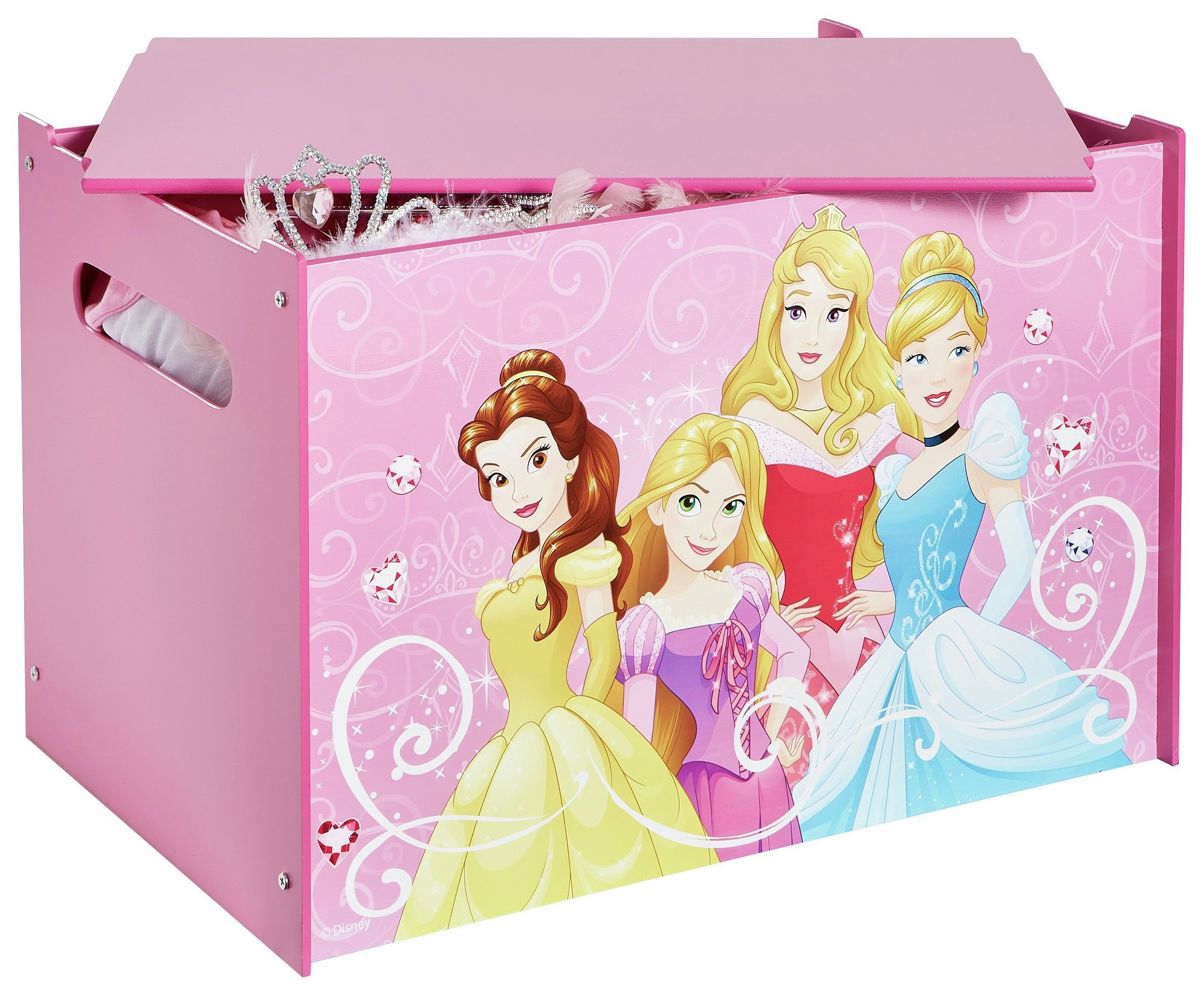 Image of Disney Princess Toy Box