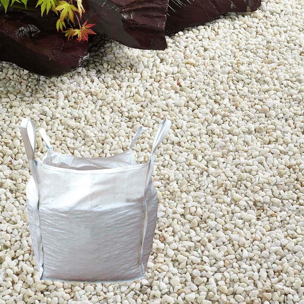 The Real Gravel Company White Dolomite Chippings