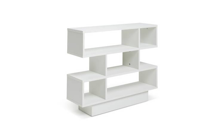 Argos Home Cubes Shelving Unit - White
