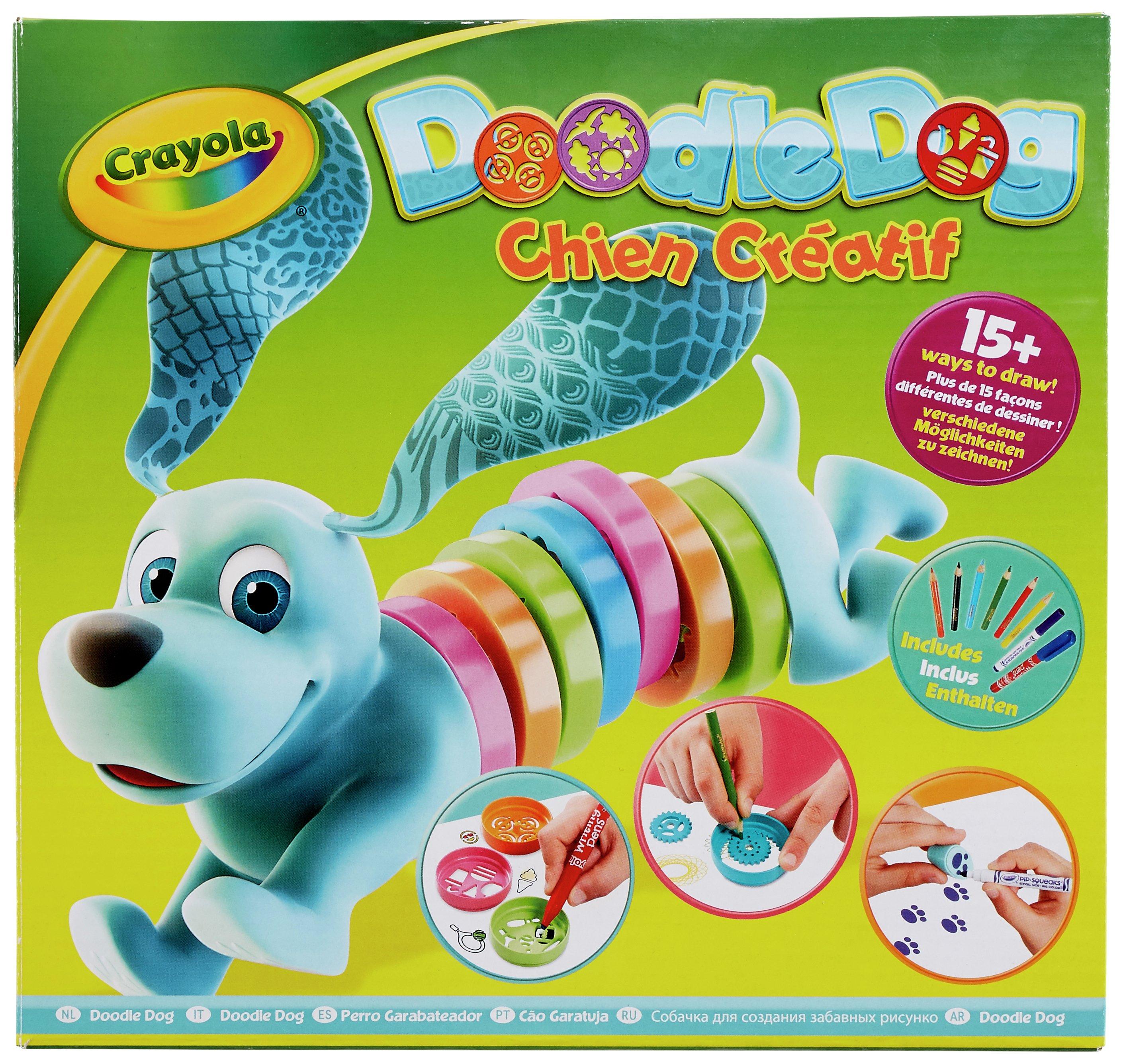 Image of Crayola Doodle Dog