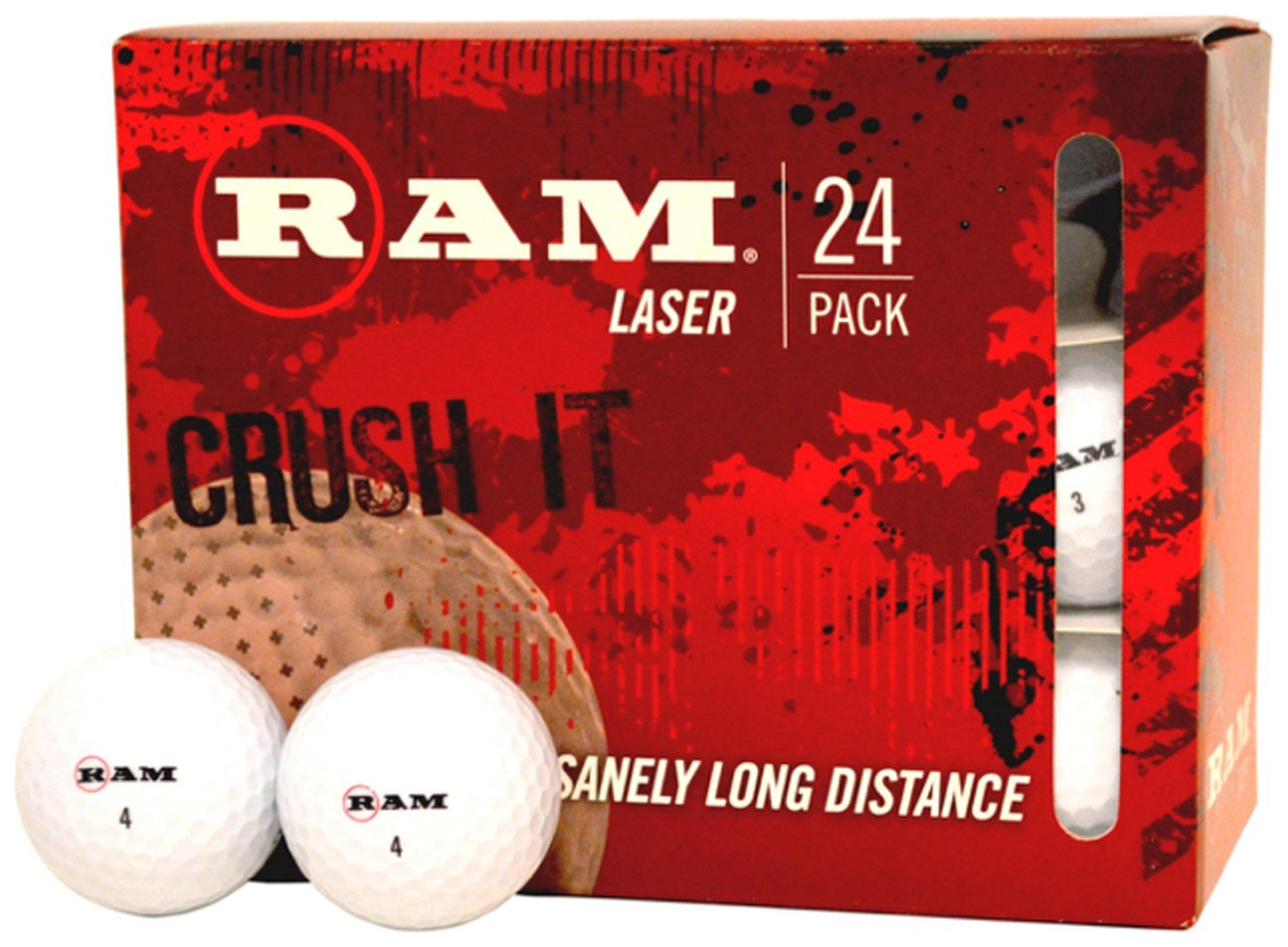 Ram 24 Ball Pack
