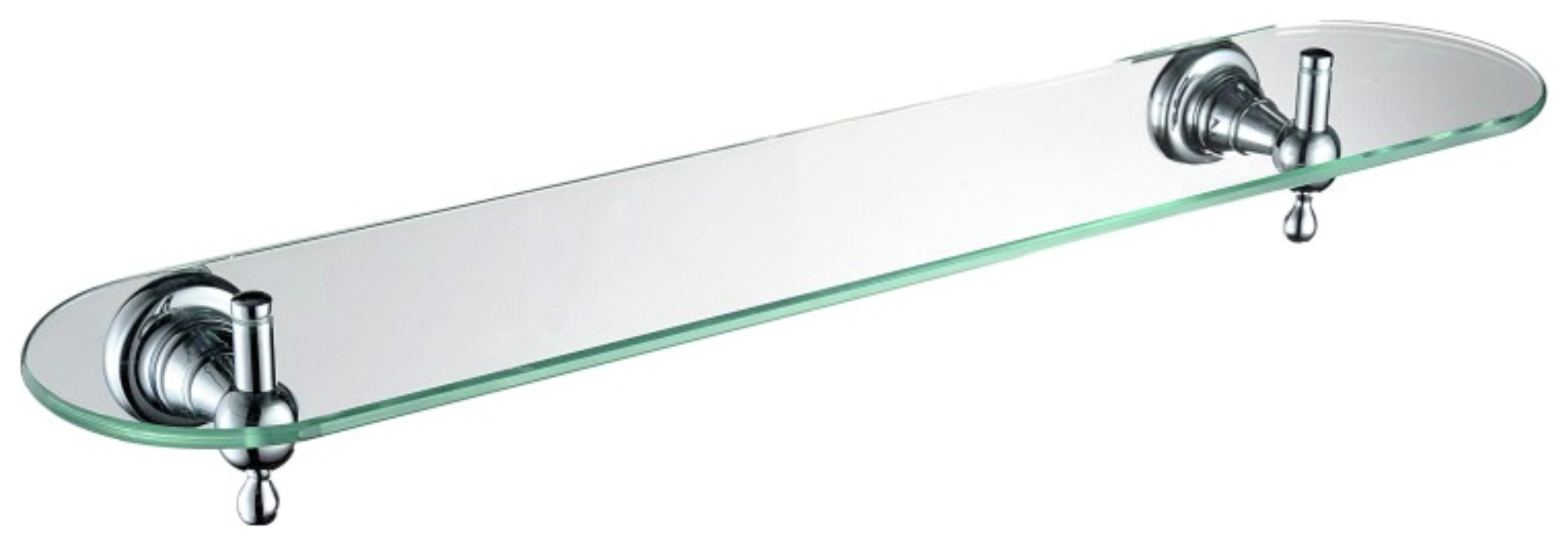 Image of Bristan 1901 Mounted Shelf - Chrome.