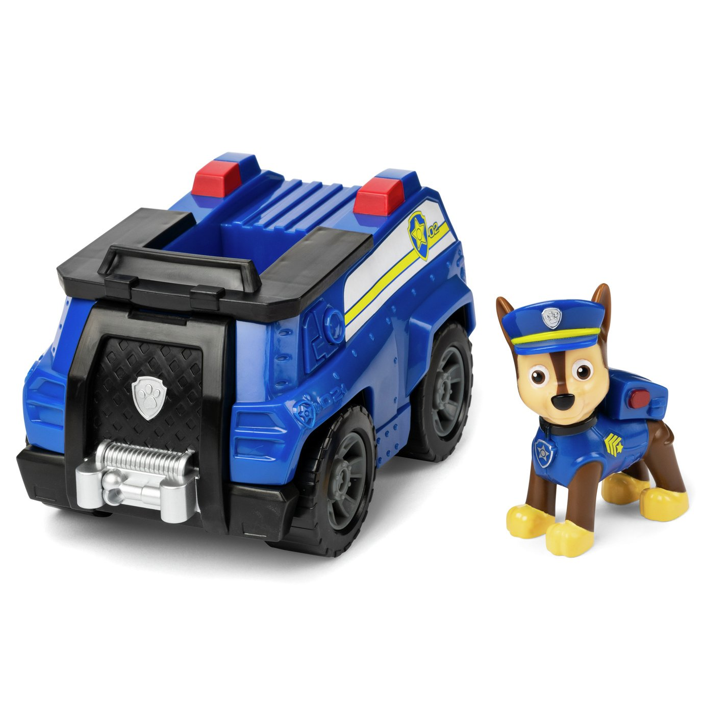 PAW Patrol Chase's Vehicles