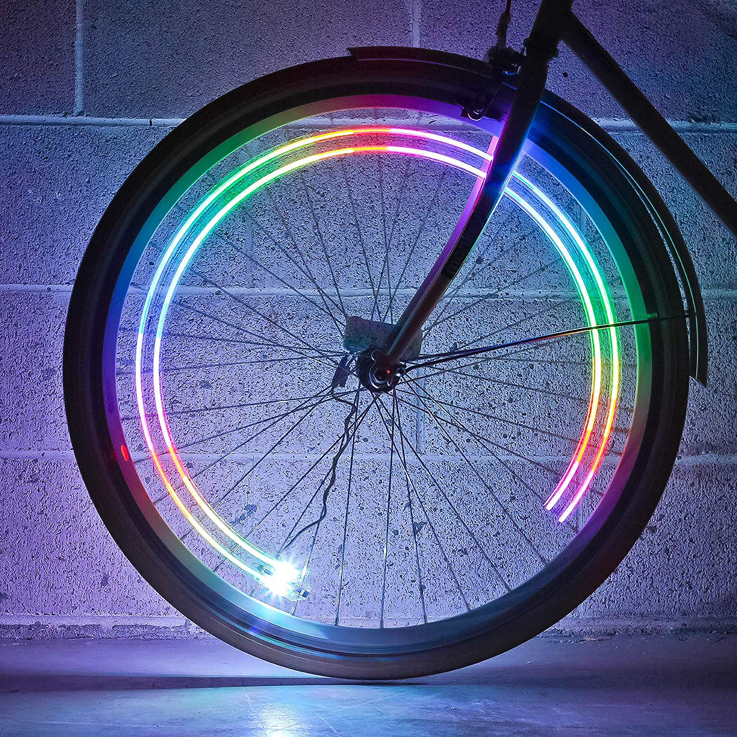MonkeyLectric M204 40 Lumens Wheel Bike Light