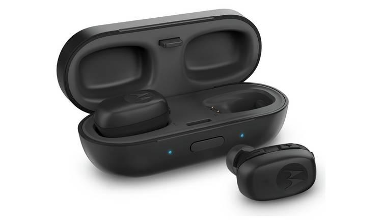 2829139ee58 Motorola Stream True Wireless In-Ear Headphones - Black702/9802