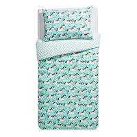 HOME Unicorn Bedding Set - Single