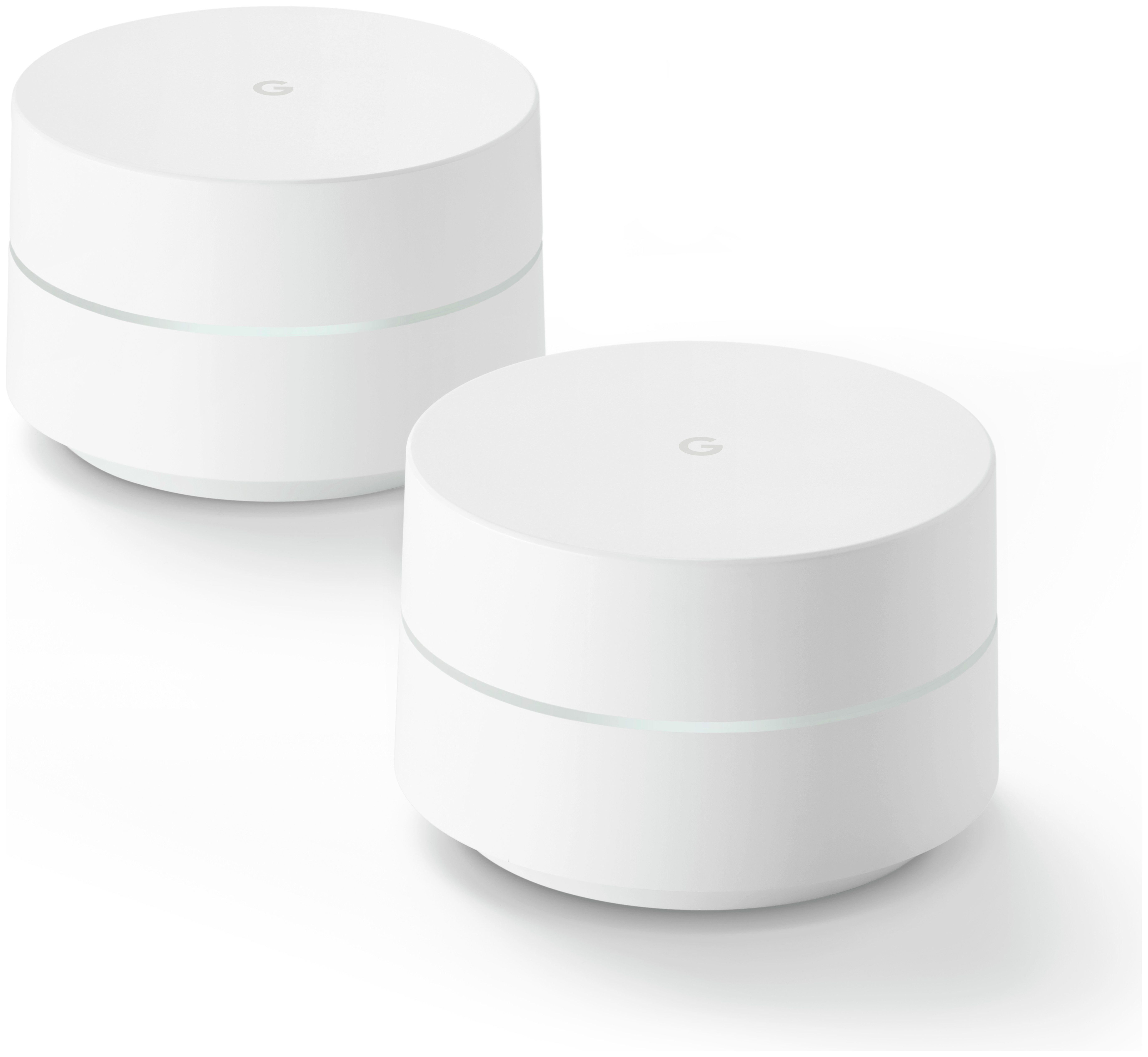 Image of Google Wi-Fi Whole Home System - Dual Pack