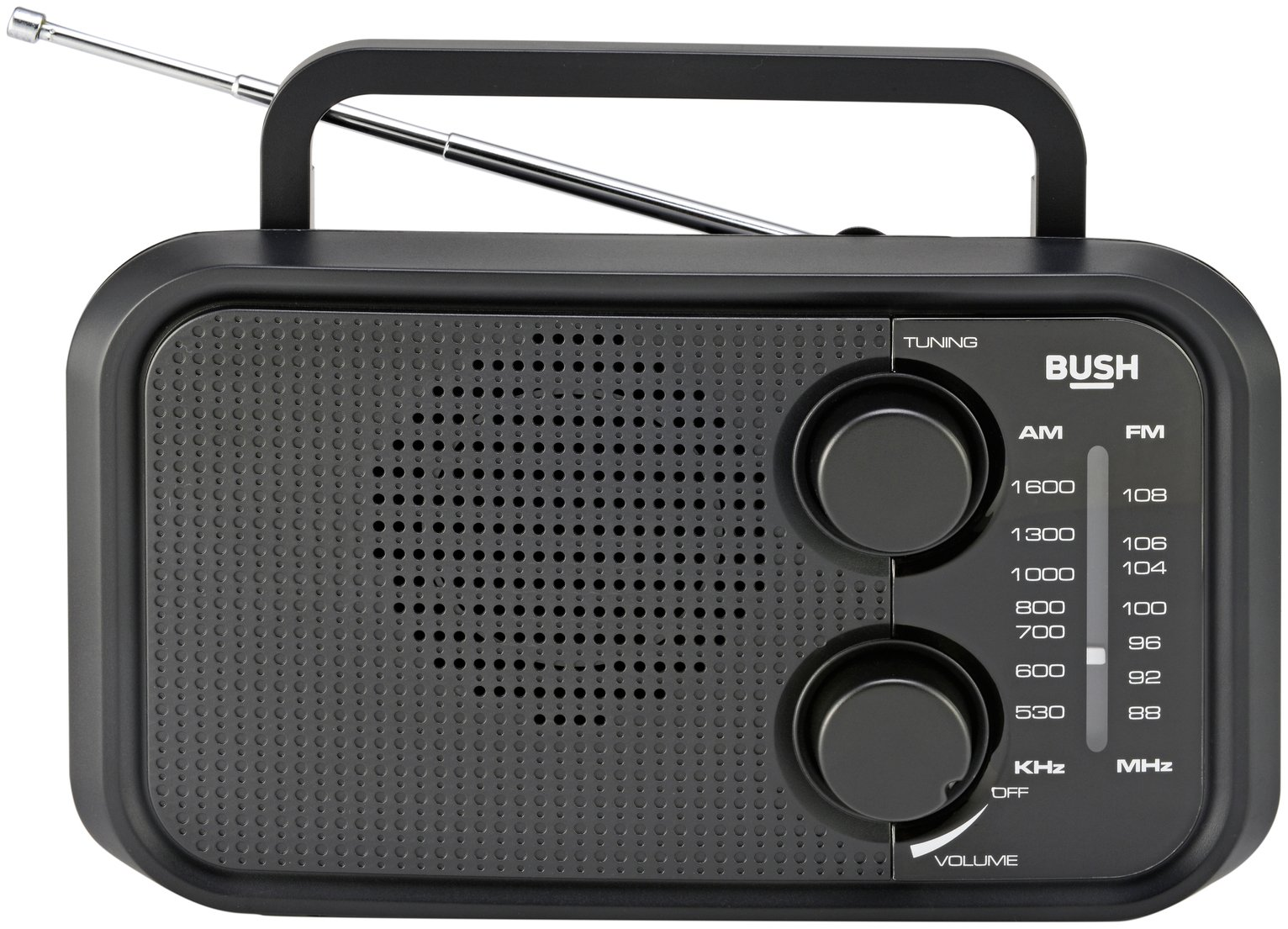 bush-pr-206-fmam-portable-radio