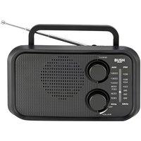 Bush PR-206 FM/AM Portable Radio