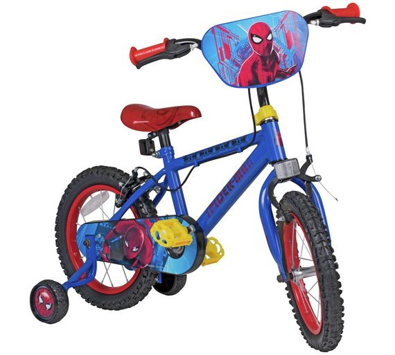 Spider-Man Homecoming 14 Inch Kids Bike