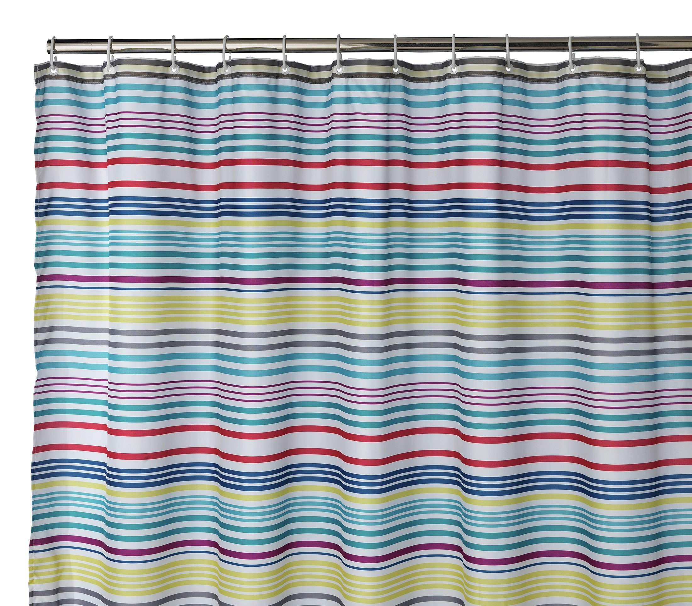home-stripe-shower-curtain