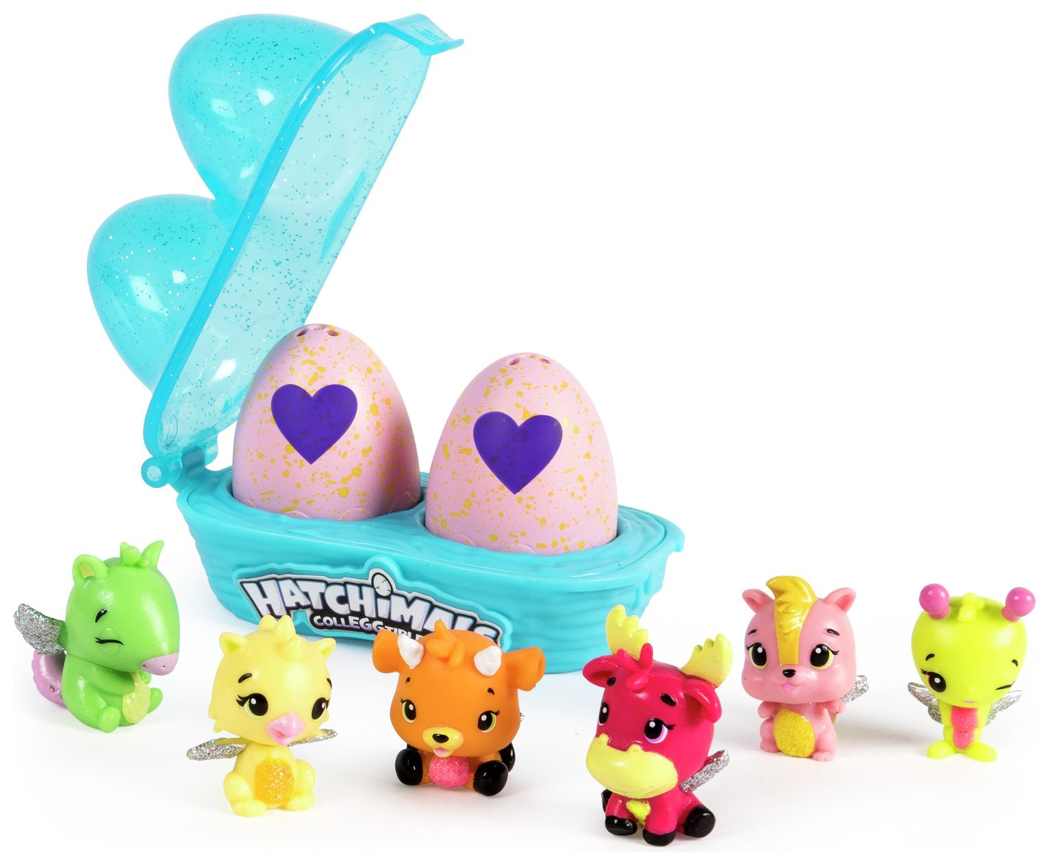 Image of Hatchimals Colleggtibles 2 Pack Egg Carton - Season 2