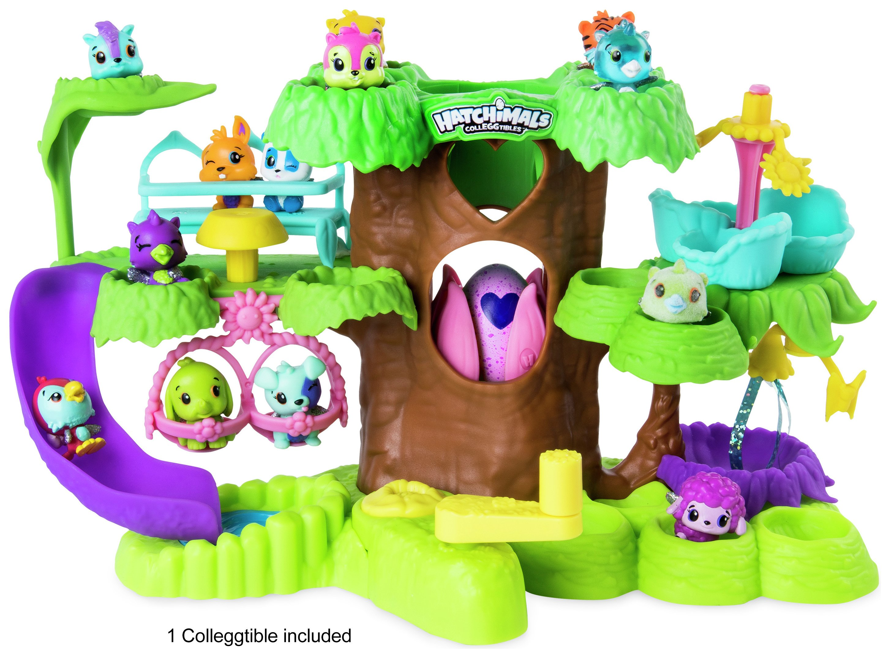 Image of Hatchimals CollEGGtibles Nursery Playset