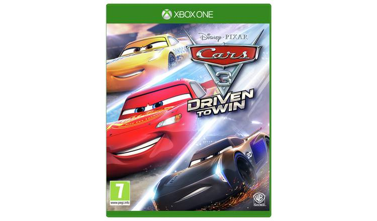 Buy Cars 3 Driven To Win Xbox One Game Xbox One Games Argos