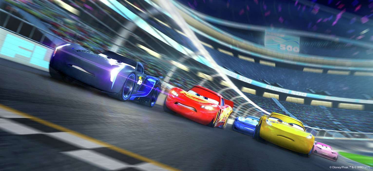 Image of Cars 3: Driven to Win PS4 Game