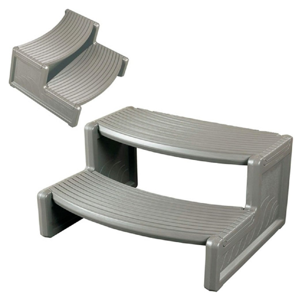 Image of Arctic Spas Grey Handy Step